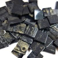 Akryylimosaiikki, Black, marmoroitu, 50 g