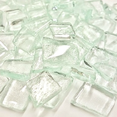 Pusselmosaik, Clear Ice, 100 g
