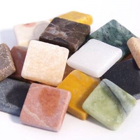 Marble, 10 mm, Multicolour Mix, 100 g