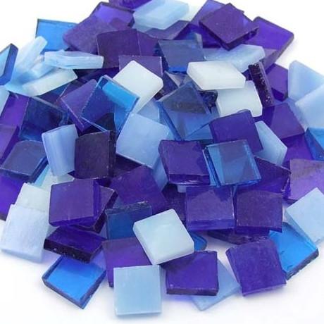 T129 Blue Mix, 1x1 cm, 200 g