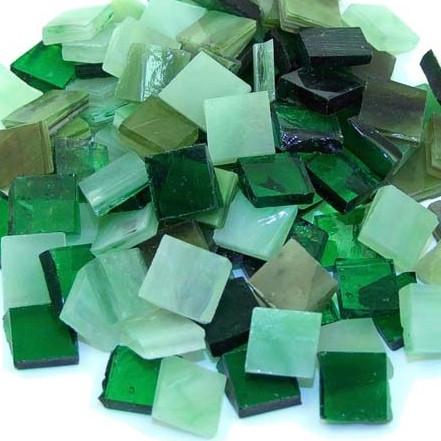 T139 Green Mix, 1x1 cm, 200 g