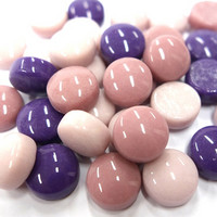 Mini Gems, Violet Mix, 50 g