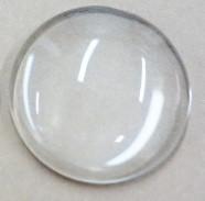 Cabochon, rund, 35 mm
