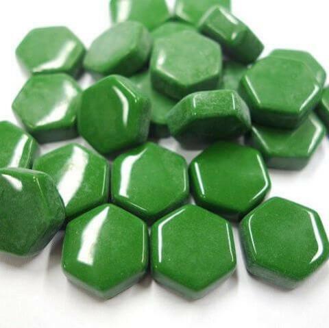 Hexagon, Grön, 100 g