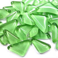Soft Glass, Green 500 g