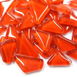 Soft Glass, Red 500 g