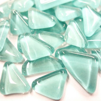 Soft Glass, Vaalea Teal 500 g