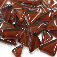 Soft Glass, Dark Brown 500 g