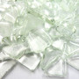 Soft Glass, Clear Triangle 500 g
