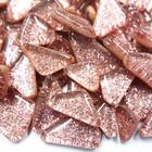 Soft Glas Glitter, Pink 500 g