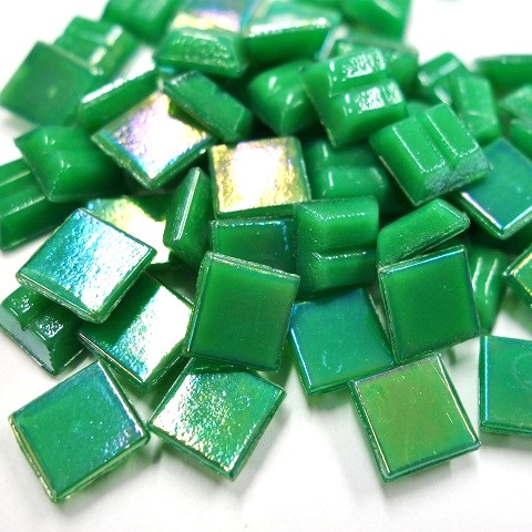 Mini iridicent, Green, 50 g
