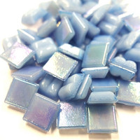 Mini iridescent, Light blue, 50 g