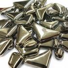 Soft Glass, Silver, sheet, 500 g