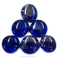 XL-Gems, Blue, 6 pcs