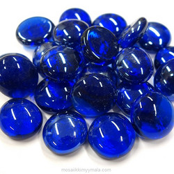 Glass Gems, 100 g, Blueberry