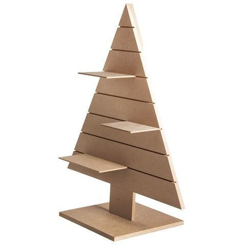 MDF-tree shelf, 51 cm