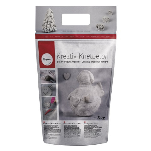 Creative kneading-cement, 3 kg
