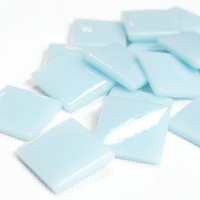 Pâte de Verre, Pale Aqua Blue, 500 g