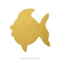 MDF-fish, 26 cm