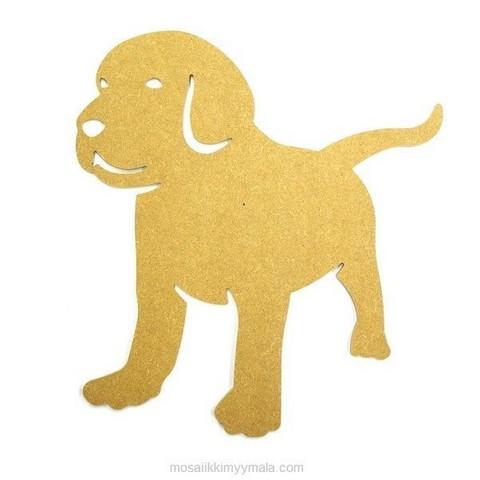 MDF-hund, 39 cm