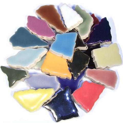 Flip keramiikka, Multicolour Mix, 750 g