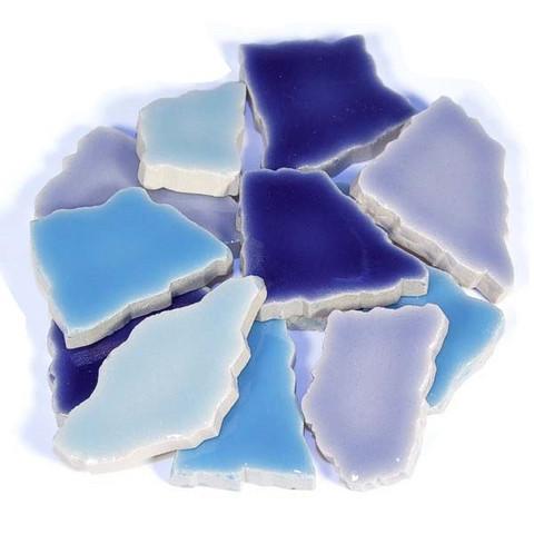 Flip keramiikka, Blue Mix, 750 g