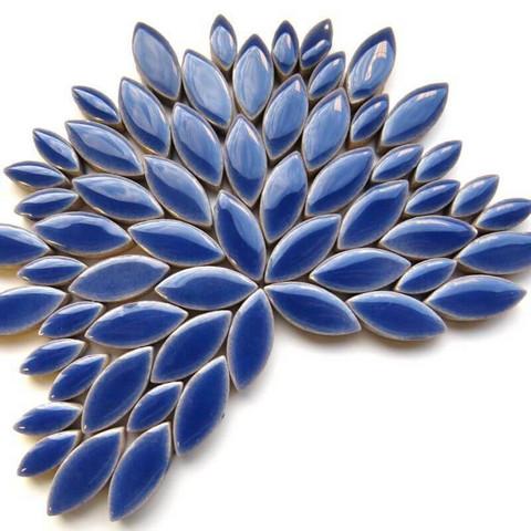 Keraamiset lehdet, Delphinium, 50 g