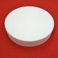 Frigolitskiva, runda, 20 cm