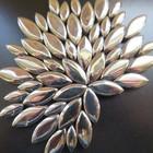 Keramiska löv, Silver, 50 g