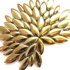 Keramiska löv, Gold, 50 g