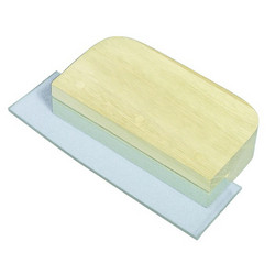 Spatula for Mosaic, with 100 mm PVC lip