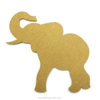 MDF-elephant, 27 cm