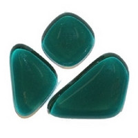 Soft Glass, Dark Turquoise S34, 1 kg