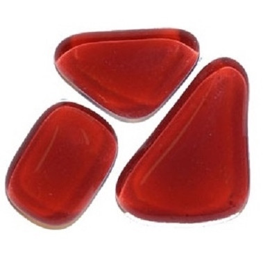 Soft Glas, Dark Red S53, 1 kg