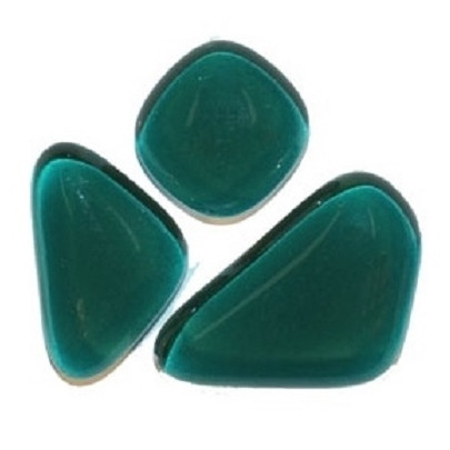 Soft Glass, Dark Turquoise S34, 200 g