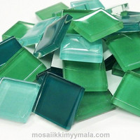 Crystal, Teal Mix, 500 g