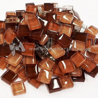 Mini Crystal, Brown Mix 150 g