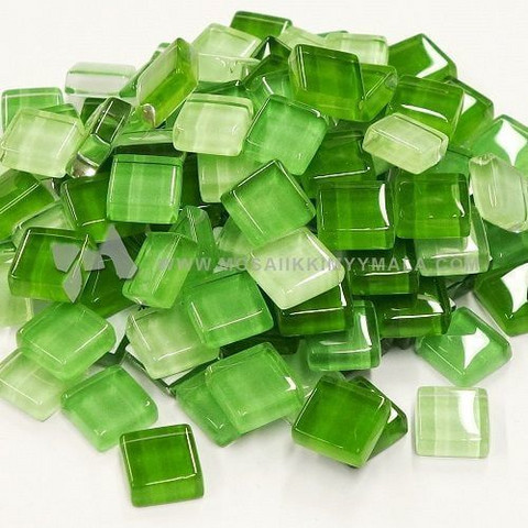 Mini Crystal, Green Mix 500 g