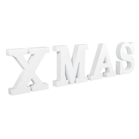 MDF- Letters XMAS
