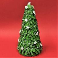 Christmas tree, Stars, DIY, 22cm