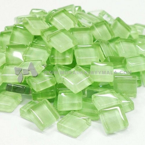 Mini Crystal, Light Green 150 g