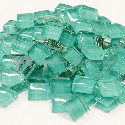 Mini Crystal, Light Teal 150 g