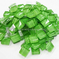 Mini Crystal, Green 150 g