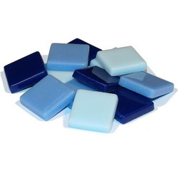 Fantasy Glass 20 mm, Blue Mix, 1 kg