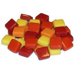 Fantasy Glass 10 mm, Red Mix, 1 kg