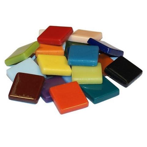 Fantasy Glas 20 mm, Multicolour  Mix, 200 g