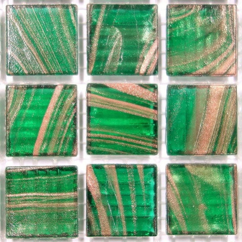 Green Copper G28, 25 Tiles
