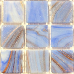 Sky Blue Copper G72, 25 Tiles