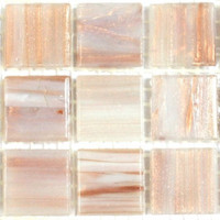 Cream Gold-Copper GA02, 25 Tiles