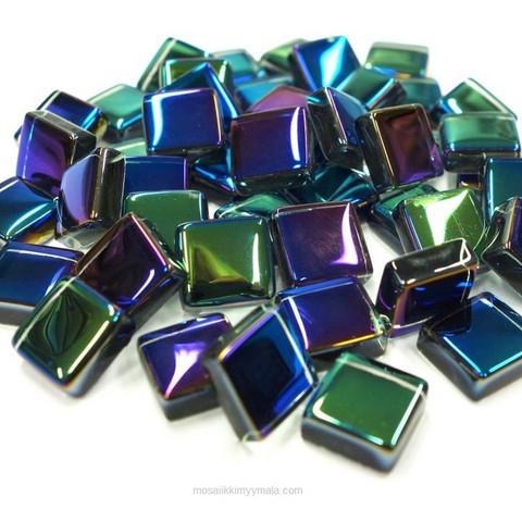 Mini iridescent, Rainbow, 169 pcs